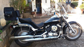 Moto Drag Star 650