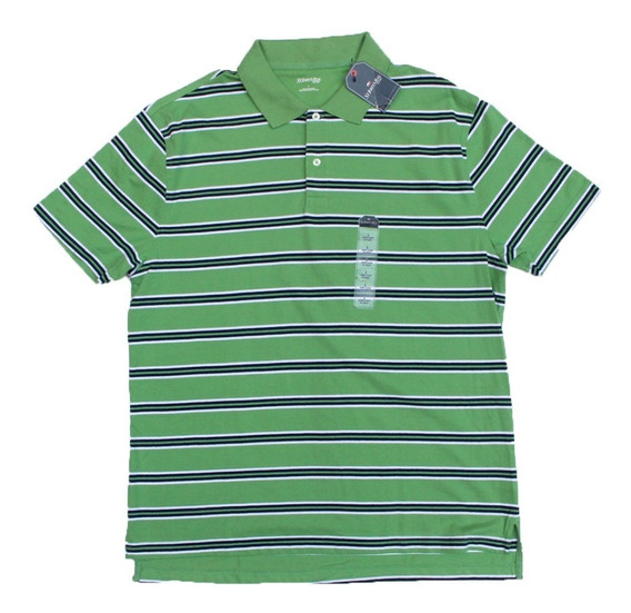 Playera Polo Talla Large Moderna Neuva