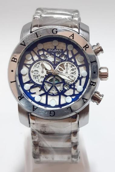 Relógio Bvgalri Masculino Prata