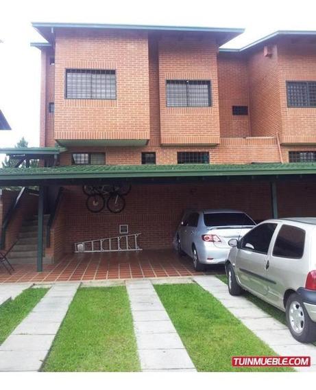 Townhouses En Venta La Union El Hatillo Mls #19-16544