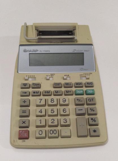 Calculadora Impressão Sharp El-1750plll *ler Descrição*