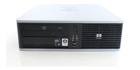 Cpu Hp Compaq Dc5850 Amd 1gb Hd 160gb Teclado E Mouse