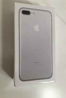Apple iPhone 7 Plus 128 Gb Prata Nota Fiscal E Garantia