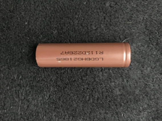 Bateria LG Hg2 18650 3.7v 3000mah 20a 100% Original Usada