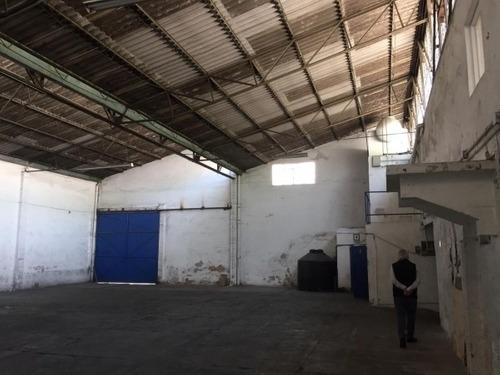 Bodega Comercial En Azcapotzalco En Calle 17