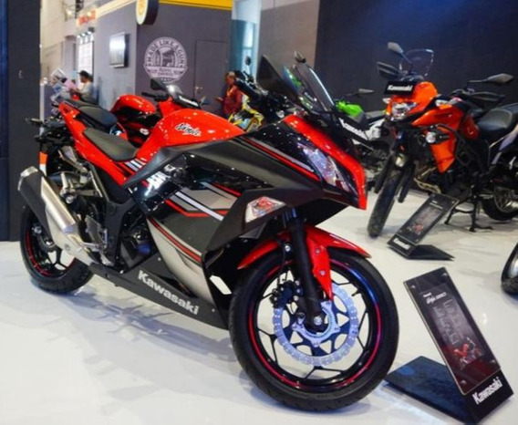 New 2018 Kawasaki Ninja 250 Abs Se