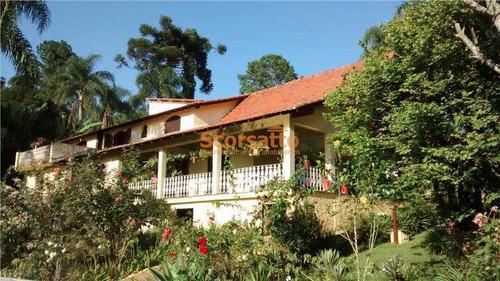 Chácara Com 3 Dorms, Potuverá, Itapecerica Da Serra - R$ 1.7 Mi, Cod: 1183 - A1183