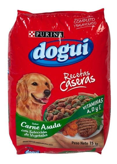 Alimento Para Mascotas Dogui Carne Con Vegetales X 15kg