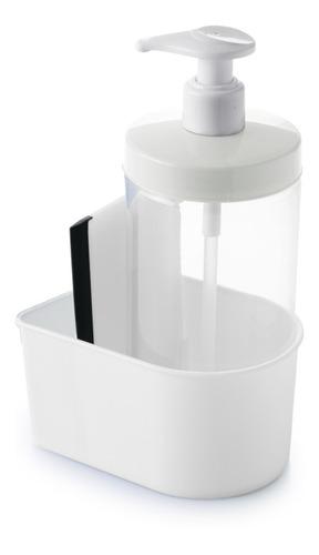 Conjunto Porta Detergente Esponja Jabon Detergente