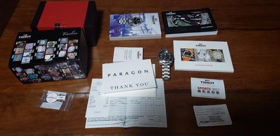 Relógio Tissot T Touch Expert Titanium - Aceito Troca