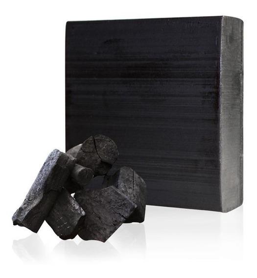Jabones Artesanales De Carbón Cuidado De La Piel Grasa Anti Acné Botanicus