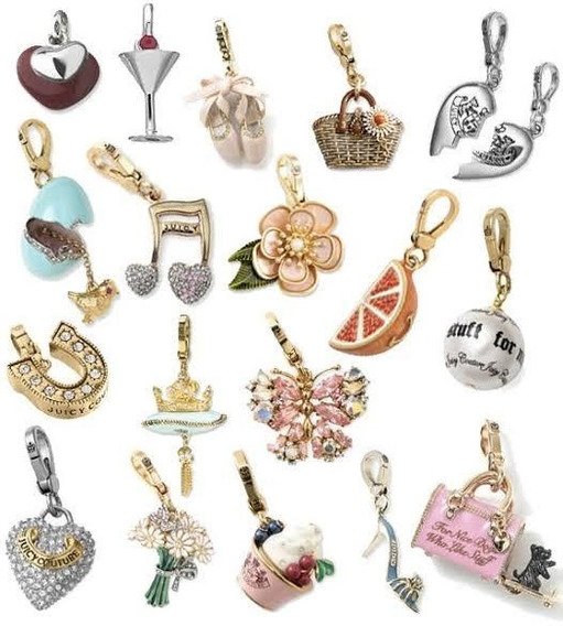 Charms Dijes Juicy Couture ((busco))