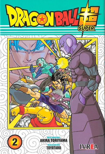 Dragon Ball Super #2 - Ivrea - Toriyama - Toyotaro