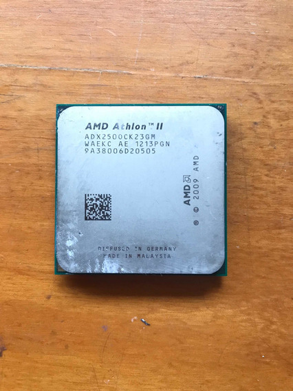 Processador Amd Athlon X2 3.0ghz Adx2500ck23gm Sem Cooler