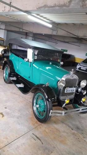 Ford Modelo A 1929