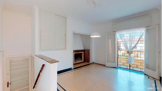 Apartamento / Casa De Altos Jacinto Vera 2 Dorms. Con Garage