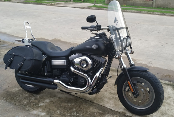 Harley Davidson Fat Bob, 103 Pulgadas