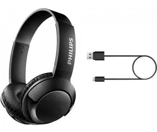 Fone De Ouvido Wireles Bluetooth Auricular Shb3075 Philips