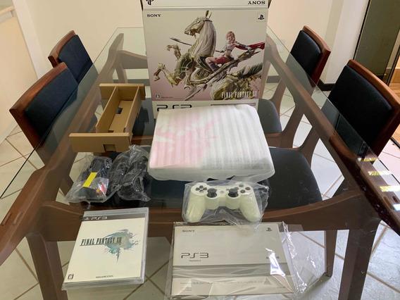 Ps3 Slim Final Fantasy Xiii Edition