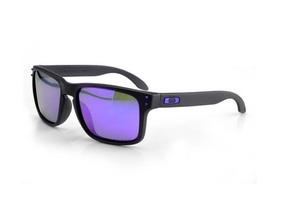98388fe87 Oculos Oakley Holbrook Lentes Roxo - Óculos no Mercado Livre Brasil