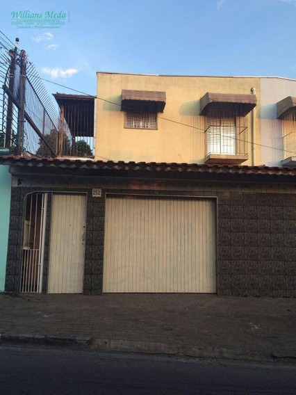 Sobrado Com 3 Dormitórios À Venda, 200 M² Por R$ 520.000,00 - Jardim Bom Clima - Guarulhos/sp - So0822