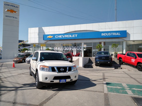 Nissan Armada 5.6l Exclusive Mt 2015