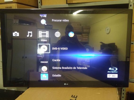 Tv Led Lg 47le7500 Seminova / Sem Base