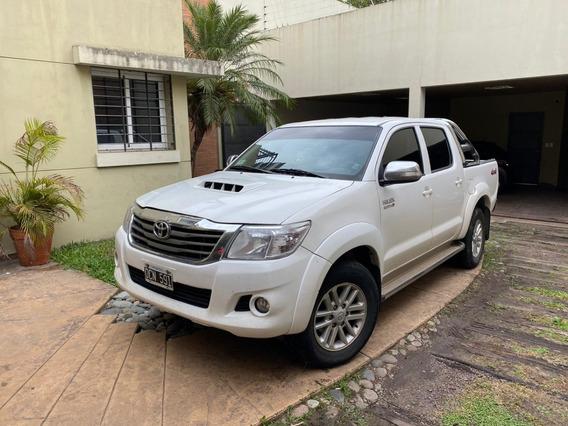 Toyota Hilux 3.0 Tdi Dc 4x4 Srv Aut 2014