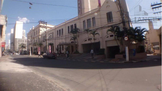 Sala Comercial Para Alugar, 416 M² - Centro - Campinas/sp - Sa1664