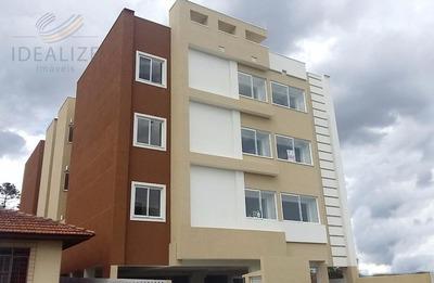 Apartamento Com 02 Quartos Sendo 01 Suíte- São Domingos, São José Dos Pinhais. - Codigo: Ap0055 - Ap0055
