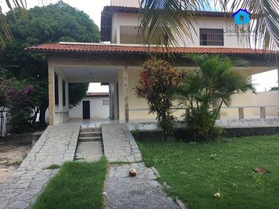 Casa Com 3 Dormitórios À Venda, Por R$ 300.000 - Praia Do Amor - Conde/pb - Ca0047
