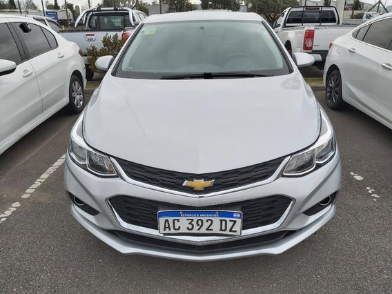 Chevrolet Cruze 1.4 Lt 2018 C/ 18400 Kms - Car One - Ez -