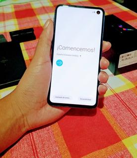 Celular Samsung Galaxy S10 E 128gb Negro