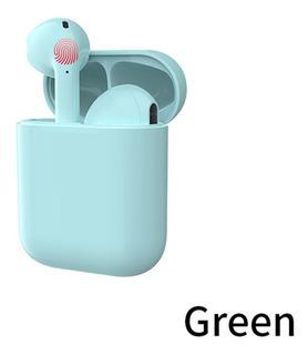 I17 Tws Fone De Ouvido Sem Fio Bluetooth 5.0 Touch Control A