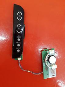 Kit Cabo Flat Lvds Sensor Ir Botão Falantes 42lg50 42lg50fd