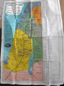 Mapa Jerusalem 1942 Francês