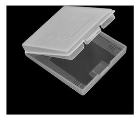 4 Caixas Para Cartucho Game Boy Color Case