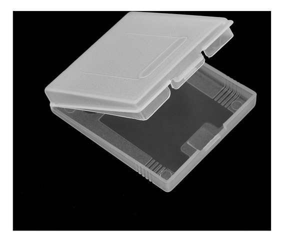 1 Caixa Para Cartucho Game Boy Color Case