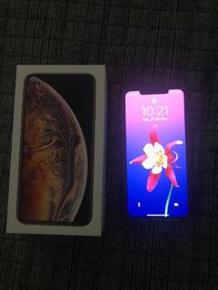Vendo iPhone Xs Max Novo - Oportunidade