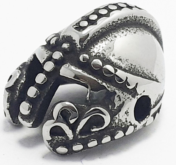 Beads Casco Espartano Paracord Acero Inox.