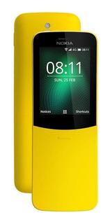 Nokia 8110 4G Dual SIM 4 GB Amarelo 512 MB RAM
