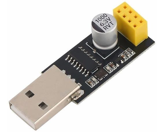Adaptador Usb Serial Esp8266 Esp-1 Wifi Arduino