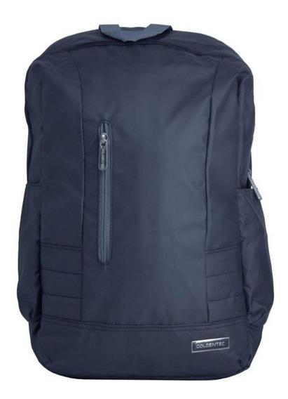 Mochila Goldentec Outdoor Para Notebook 15.6 Preta Gt7999d