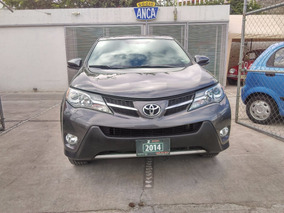 Toyota Rav4 2.5 Xle L4/ At Quemacocos