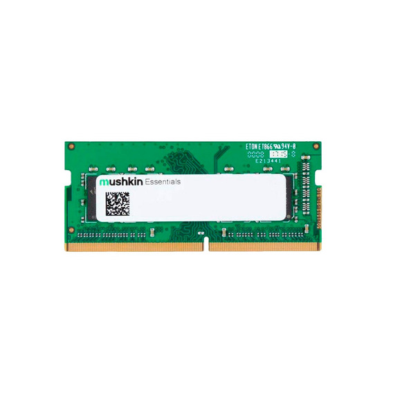 Memoria Ram Notebook Mushkin Essentials Ddr4 4gb 2666mhz