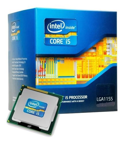 Imagem 1 de 4 de Processador Core I5 3470 Lga 1155 3.2ghz  Garantia 1 Ano