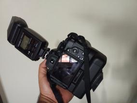 Kit Fotografo Profissional Nikon D5100 - 5 Lentes-flash-etc