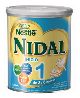 Fórmula Infantil Nidal 1