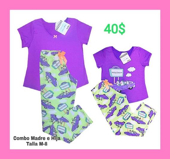 Pijamas Para Damas Y Niñas (importadas)