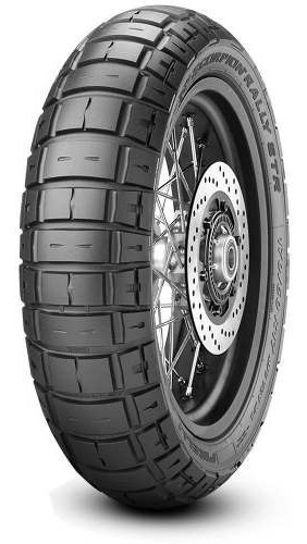 Pneu Scorpion Rally Str Pirelli 150/70-17 Tl 69v